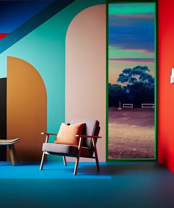 Kolory w salonie