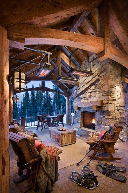 budowa zimą