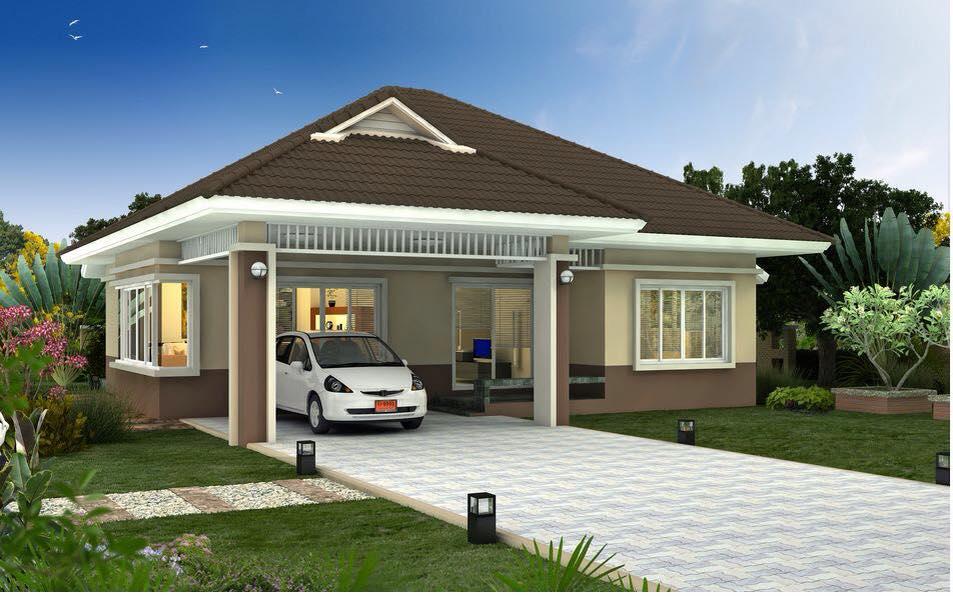 maly dom domek budowa