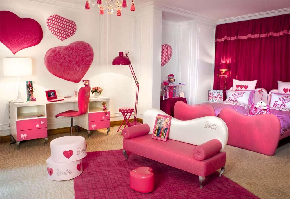 najpiekniejsza sypialnia dla dziecka