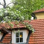Pokrycie dachu zależy od kąta nachylenia